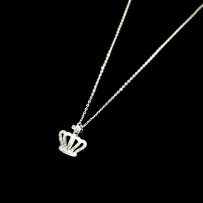 Colgante Forever Diamantes Corona