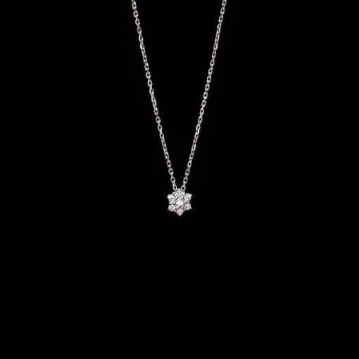 Colgante Forever Diamantes Roseta