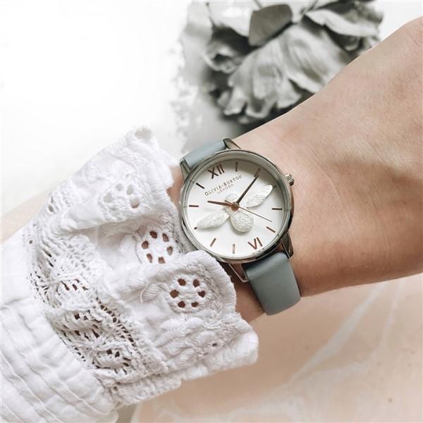 Relojes con flores Olivia Burton en Zaragoza