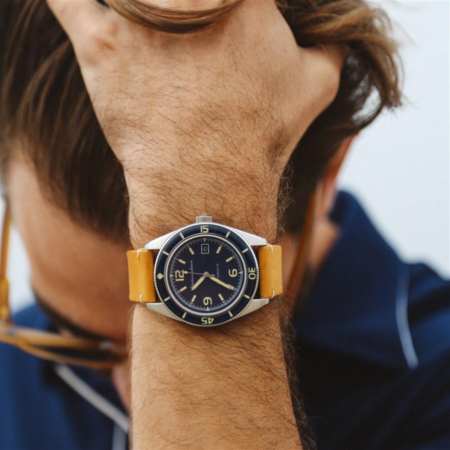 Spinnaker: relojes automáticos diferentes