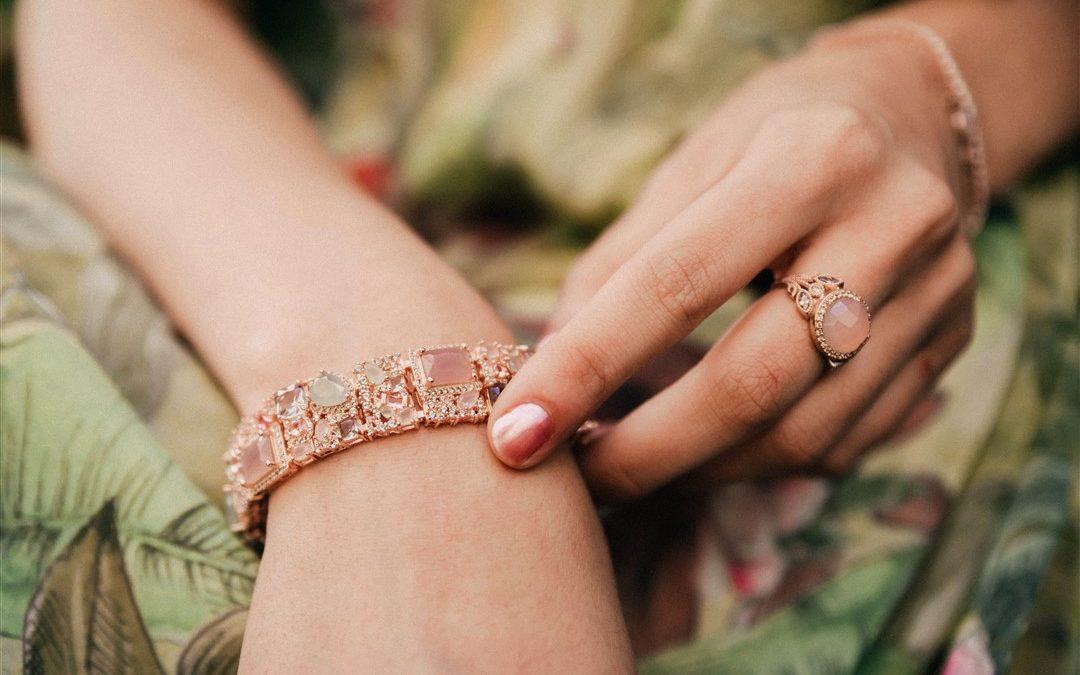 Todo el romanticismo del cuarzo rosa